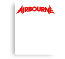 Airbourne (title) Canvas Print