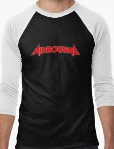 Airbourne (title) Men's Baseball ¾ T-Shirt