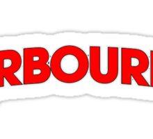 Airbourne (title) Sticker