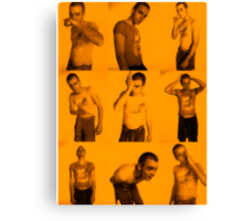 Ewan McGregor - Trainspotting Canvas Print