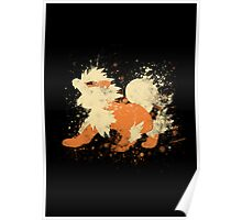 Arcanine Poster