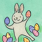 Easter Bunny by zoel
