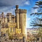 Arundel Castle, Sussex by Scott Anderson