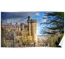 Arundel Castle, Sussex Poster