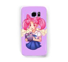 Small Lady  Samsung Galaxy Case/Skin