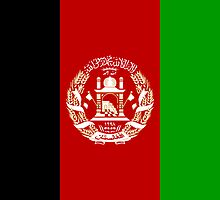 FLAGS OF THE WORLD / A-F / Afghanistan by yolopro
