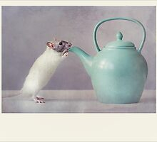 Time for tea by Ellen van Deelen