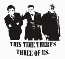 The Day of the Doctor- Three of us by Rainpotion