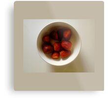 berry! Metal Print