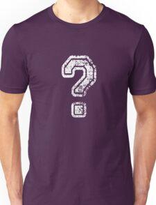 Question Mark - style 5 Unisex T-Shirt