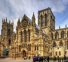 York Minster by Tom Gomez