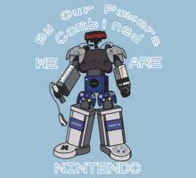 Nintendo Megazord Kids Tee