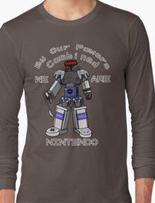 Nintendo Megazord T-Shirt