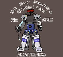 Nintendo Megazord Unisex T-Shirt