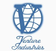 Venture Industries - Logo by HalfFullBottle