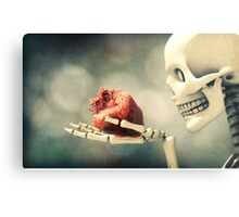 All I Ever Wanted Was Your Heart Metal Print