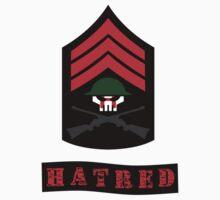 Venture Bros - Sgt Hatred by HalfFullBottle