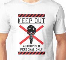 Dangerously Quiet Unisex T-Shirt