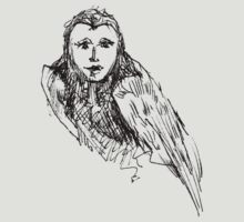 Owl Woman by peterpeter