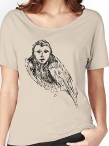 Owl Woman Women's Relaxed Fit T-Shirt