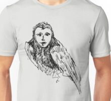 Owl Woman Unisex T-Shirt