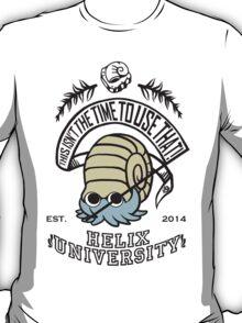 Helix Fossil University 2 T-Shirt