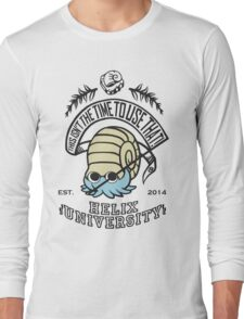 Helix Fossil University 2 Long Sleeve T-Shirt