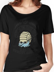 Helix Fossil University 2 Women's Relaxed Fit T-Shirt