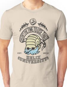 Helix Fossil University 2 Unisex T-Shirt