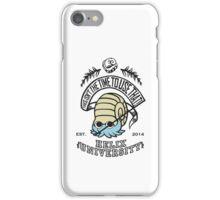 Helix Fossil University 2 iPhone Case/Skin