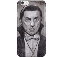 Dracula iPhone Case/Skin