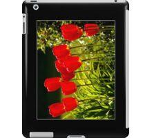 tulip impressions iPad Case/Skin