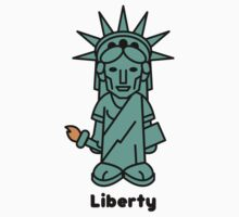 Statue of Liberty by JamesShannon