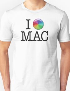 I Heart Mac Unisex T-Shirt