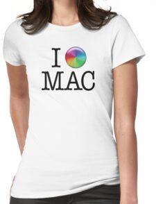 I Heart Mac Womens Fitted T-Shirt