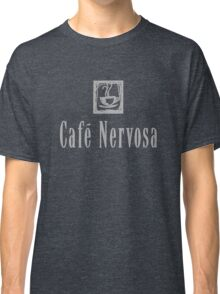 Cafe Nervosa – Frasier, Seattle Classic T-Shirt