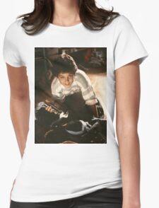 Brian Stevenson Tshirt! Womens Fitted T-Shirt