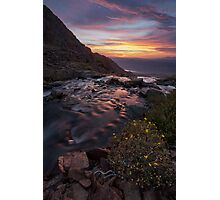 Parker Creek Photographic Print