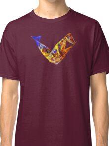 Fractal - Leaping Fish  Classic T-Shirt