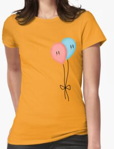Balloon love- Pink and Blue T-Shirt