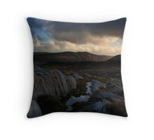 Croaghbrack Throw Pillow