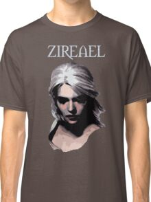 The Witcher - Ciri Zireael Classic T-Shirt