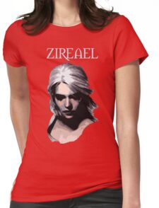 The Witcher - Ciri Zireael Womens Fitted T-Shirt