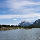 Vermilion Lake by Pam Hogg