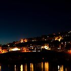 Mevagissy Nights by Anne Gilbert