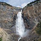 Takakkaw Falls by Pam Hogg