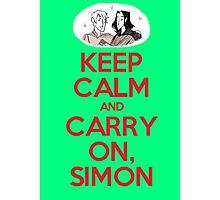 Carry On, Simon Photographic Print