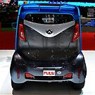 Fulu - Electric Car - Geneva Auto Salon 2014 by Igor Pozdnyakov