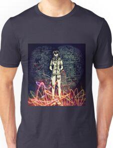 Spark fly in the dark Unisex T-Shirt