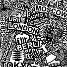 World City Doodle by pda1986
